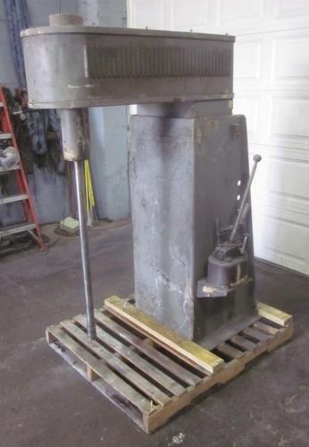 10 hp Hockmeyer Disperser