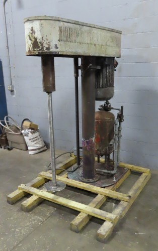 15hp Hockmeyer Disperser