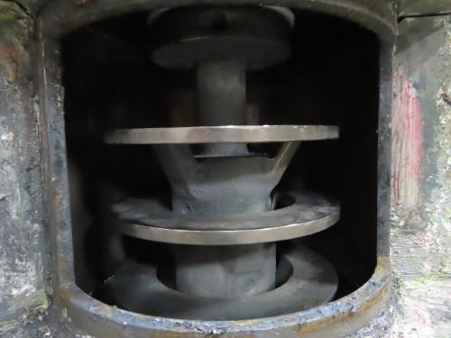3P Chicago Boiler Sandmill