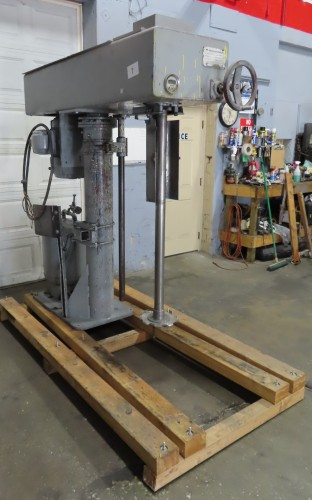 25 hp Cowles High Speed Disperser