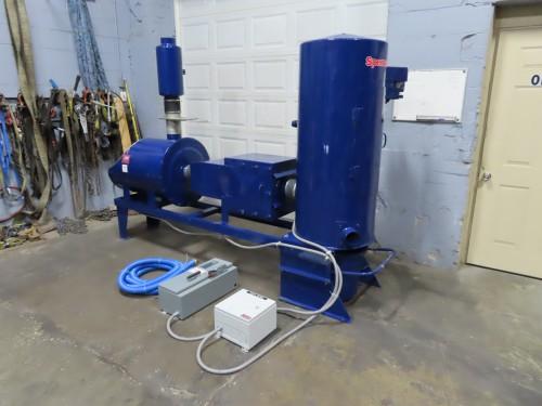 7.5 hp blower