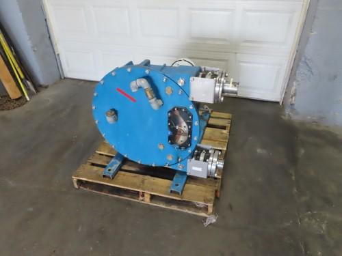 10 hp Motovario Peristaltic Pump