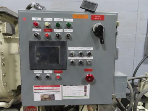 100 gallon Double Arm Sigma Blade Mixer