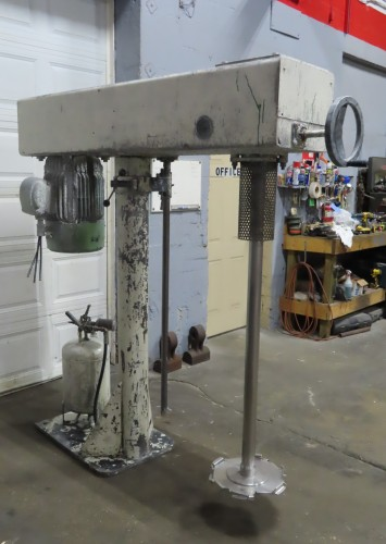 used 30 hp Cowles High Speed Disperser