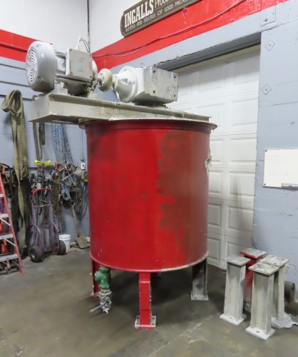 500 gallon caulk mixer