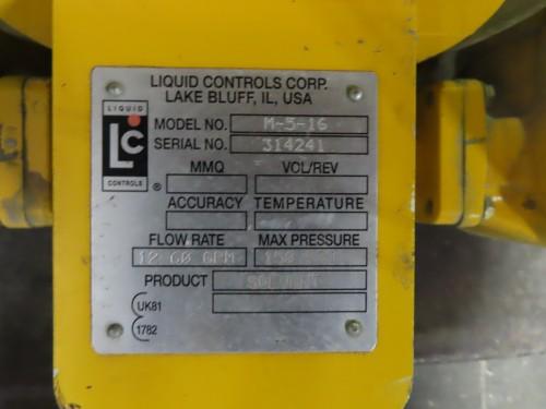 Liquid Controls Corp Meter