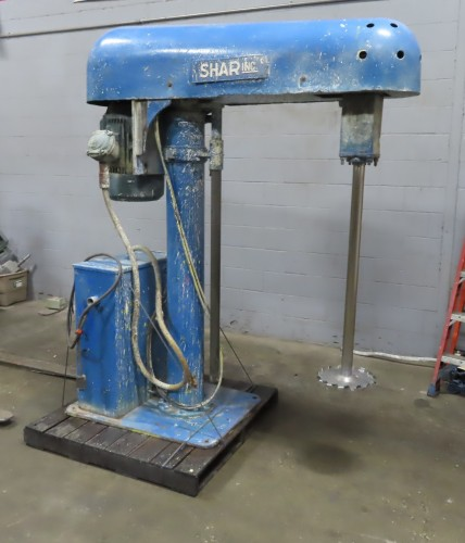 30 hp Shar High Speed Disperser