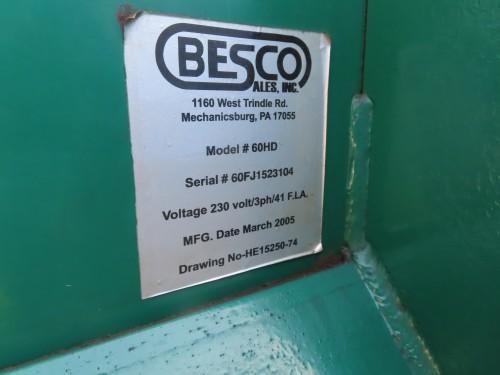 Besco Vertical Baler