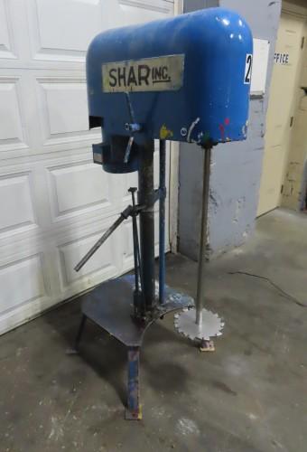 2 hp Shar High Speed Disperser