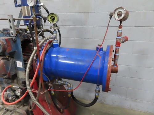 40 liter Eiger Horizontal Media Mill
