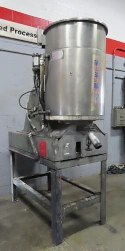 50 hp Kady Mill Disperser