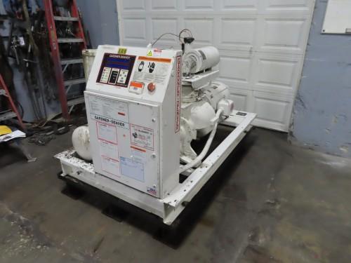 50 hp Gardner Denver air compressor