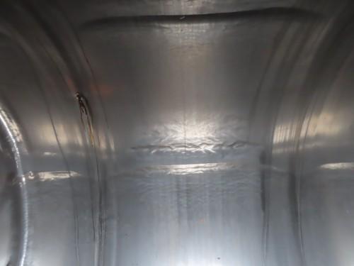 4 x 5 Patterson steel ball mill