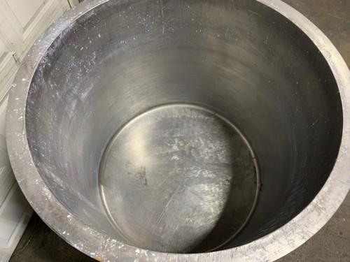525 gallon Stainless Steel Tank