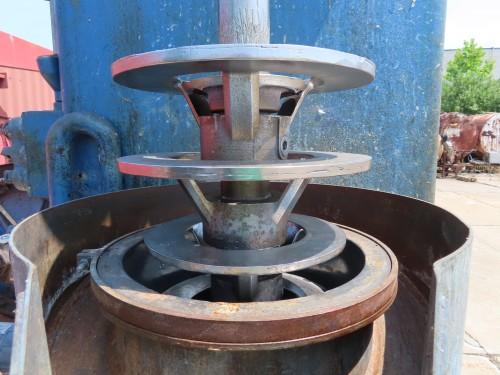 used 40 hp Epworth Vertical Sandmill