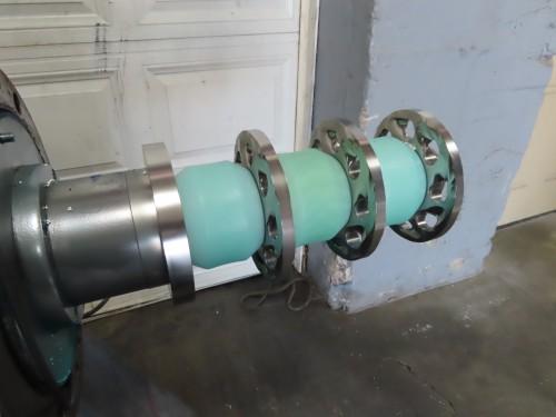 20 liter horizontal media mill. Eiger