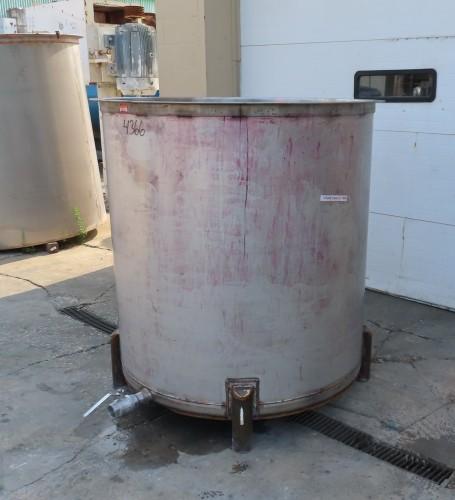 430 gallon stainless steel tank  - 400 gallon