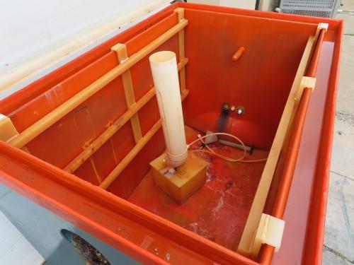 used salt spray cabinet