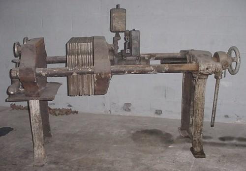 Sperry Filter Press