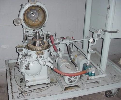 Alfa Laval Centrifuge