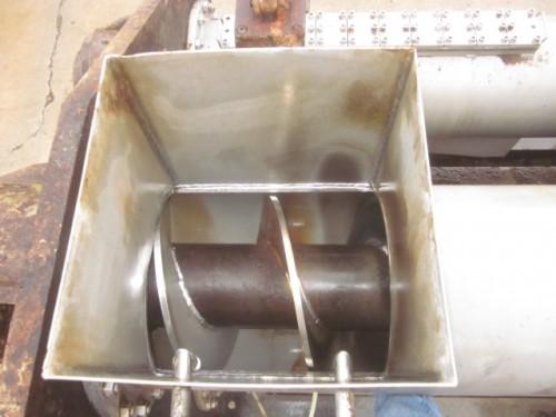 Kneader Mixer Pulper Dewatering
