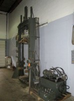 Reynolds Tank Evacuator, tank press out, hydraulic