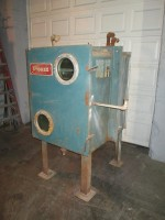 Stokes Vacuum Shelf Dryer.