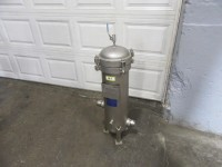 Pall Cartridge Filter Housing, Filtration and Separations Grp.
