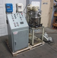 4 gallon Ross Double Planetary Mixer, HDM-4, stainless, vacuum, jacketed