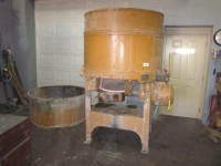 one(1) used Simpson  Muller Mixer,