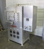 one(1) used Harrop Electric Box Furnace, rated up to 2,750 F.