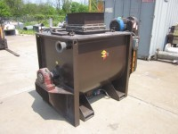 one(1) used 30 cu ft Scott Ribbon Paddle Blender.
