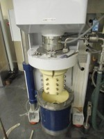 Drais Vertical Media Mill, Buhler Grp., 40 hp