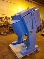 used Eirich R7 High Intensity Pan Mixer