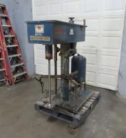 used 5 hp Hockmeyer High Speed Disperser