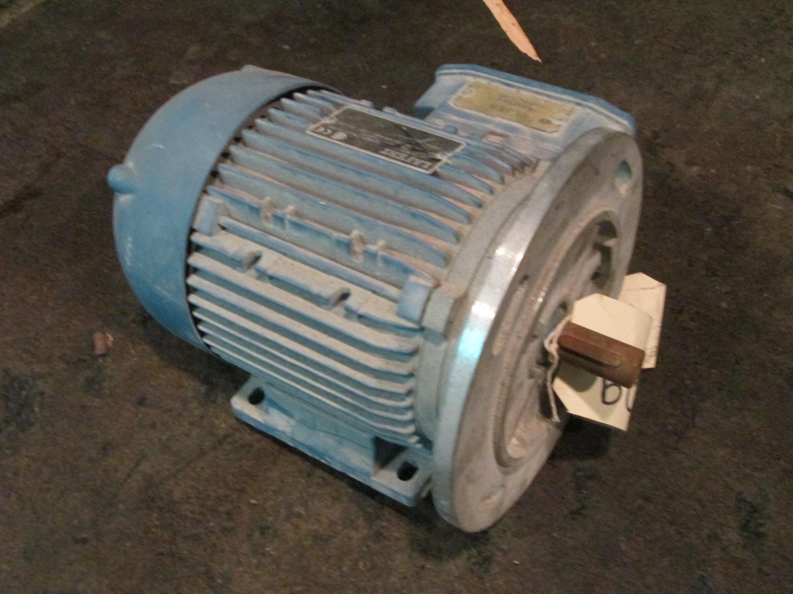1 5 hp lafert electric motor 3360 rpm tefc for 5 hp tefc motor