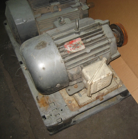 10 Hp Lincoln Electric Motor 3530 Rpm
