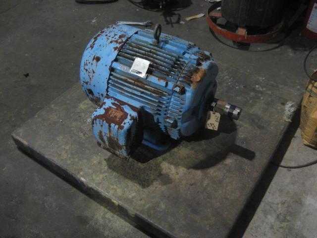 40 hp westinghouse life line t electric motor 1180 rpm for 40 hp dc motor