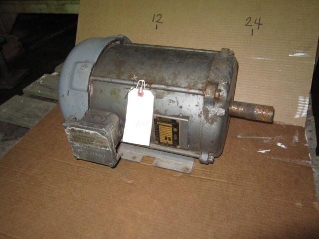 1 Hp Baldor Motor Ul Tagged For Hazzardout Duty