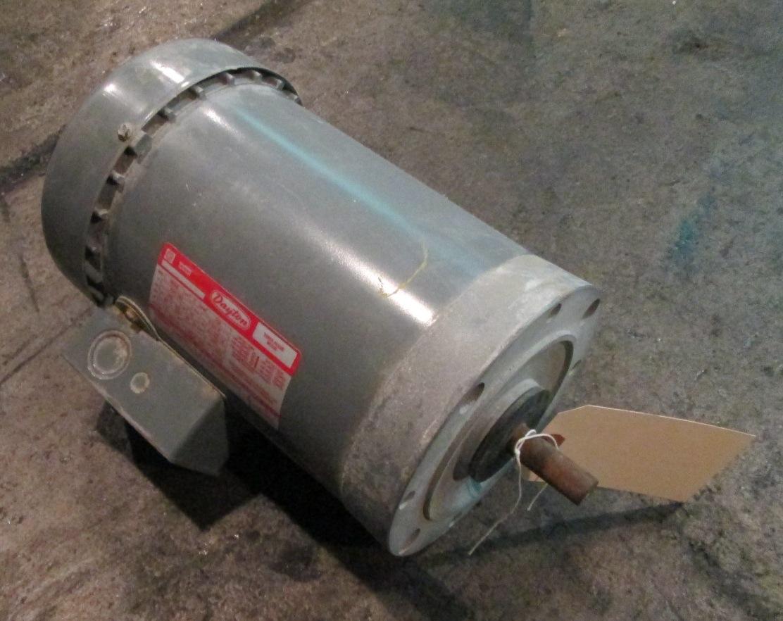 2 Hp Dayton Electric Motor 1725 Rpm