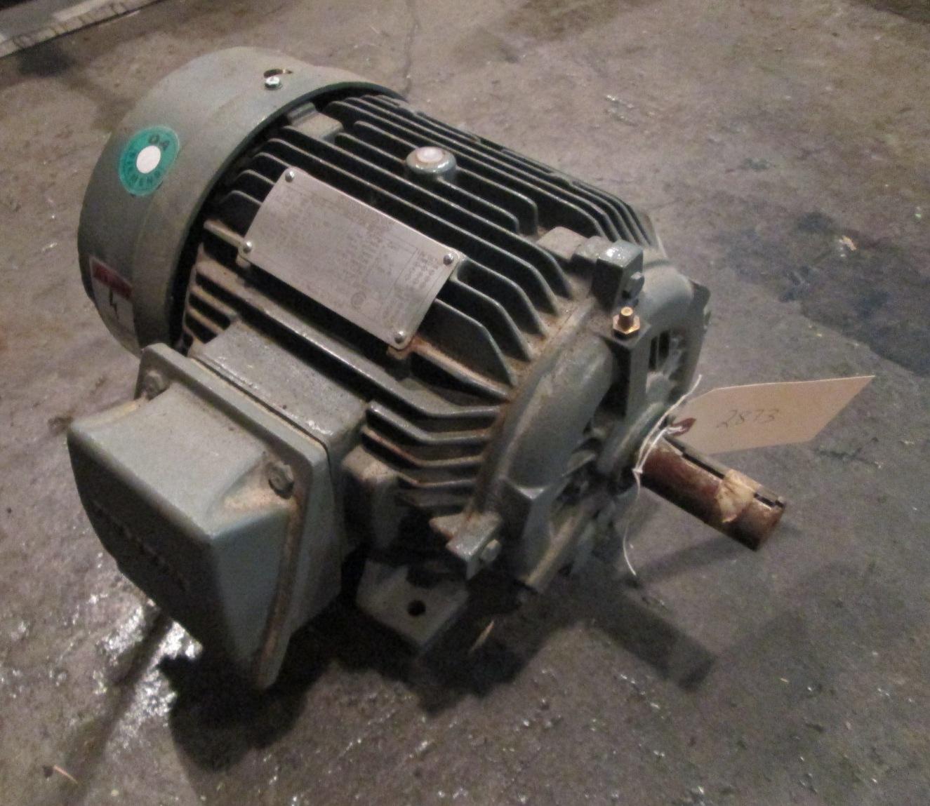 5 Hp Siemens Electric Motor 1715 Rpm