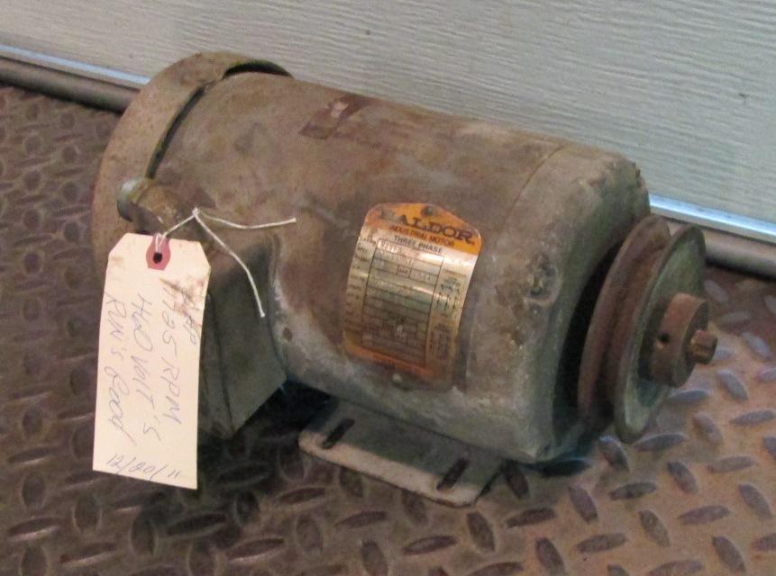 2 hp baldor electric motor 1725 rpm for 2 hp electric motor 1725 rpm