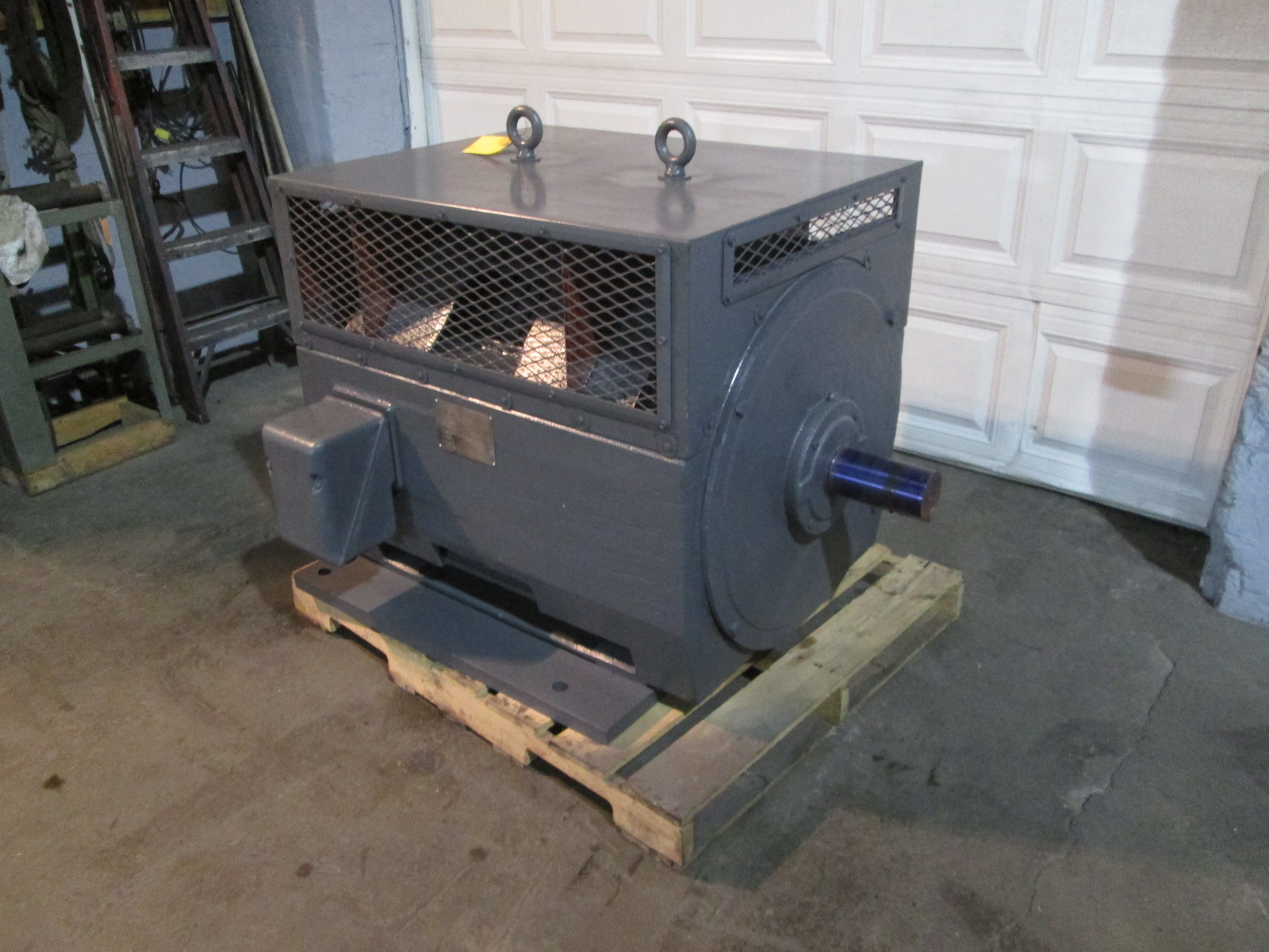200 Hp Allis Chalmers Electric Motor 585 Rpm