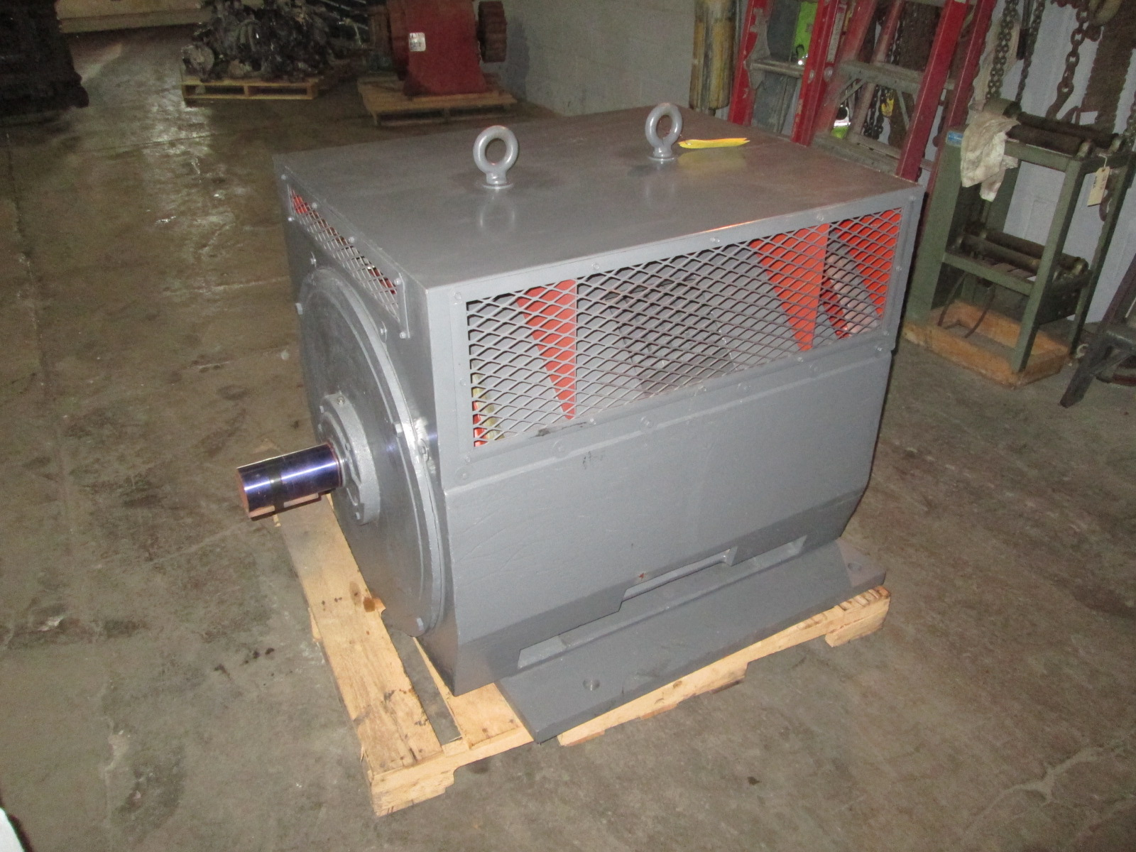 200 hp allis chalmers electric motor 585 rpm for 200 horsepower electric motor