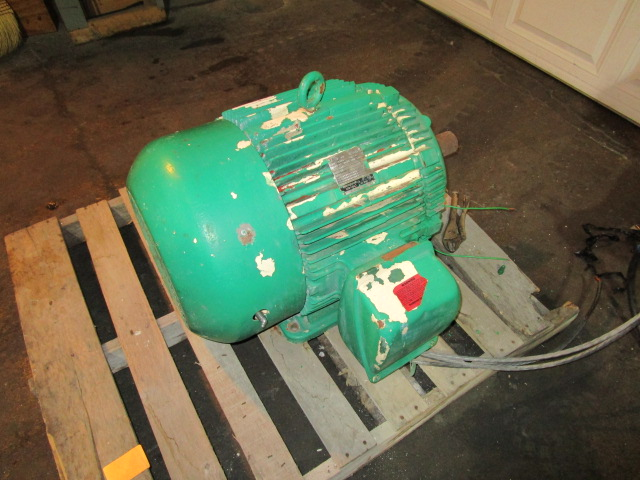 60 hp westinghouse electric ac motor 1775 for 60 hp electric motor