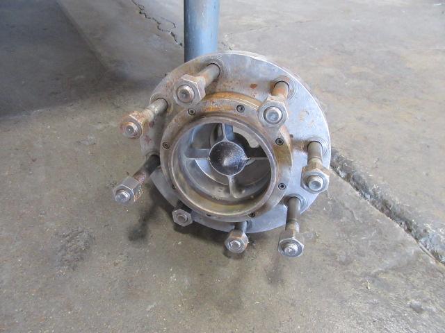 High Pressure Extruder : Ton wahlco piston extruder high pressure