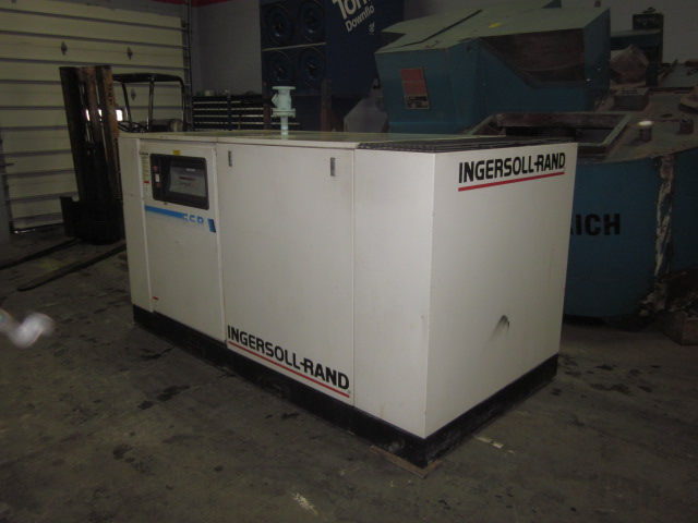 100 Hp Ingersol Rand Air Rotary Screw Air Compressor