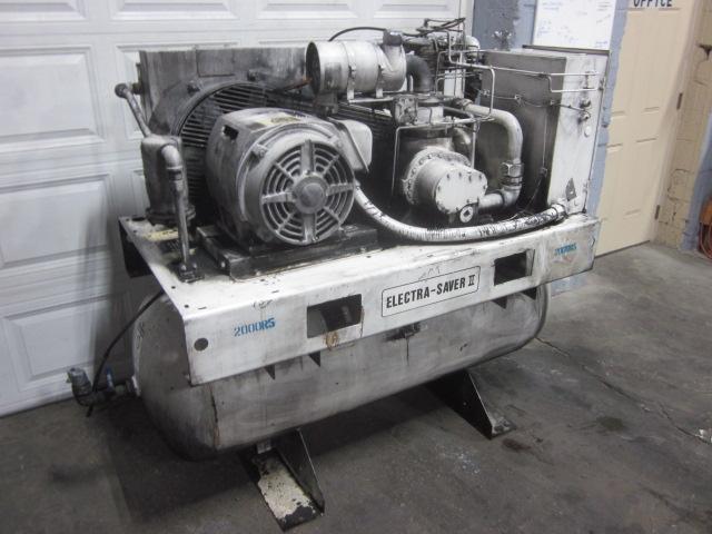Gardner Denver Air compressor Specifications diesel