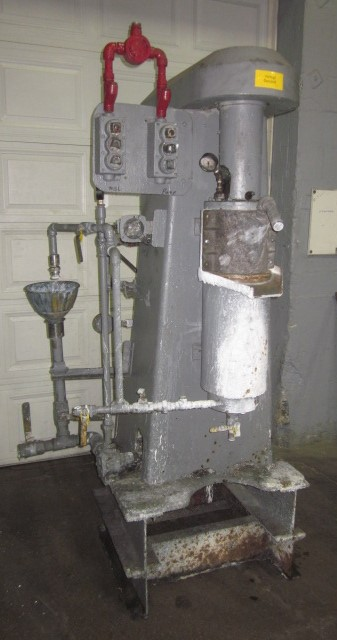 One 1 Used Morehouse Industries Vertical Sandmill